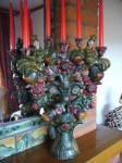 ceramic candelstick 1